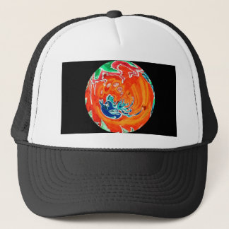 One Lost Soul Swimming In a Fish Bowl Trucker Hat