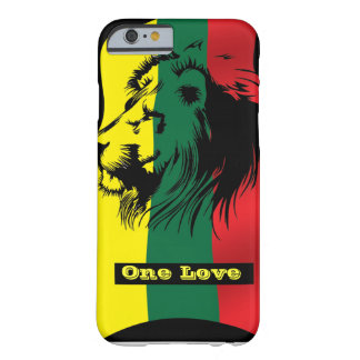 One Love  Barely There iPhone 6 Case