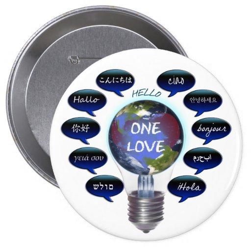 One Love Button