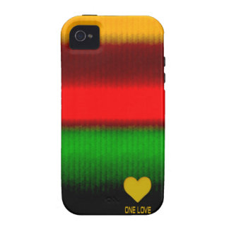 One Love Vibe iPhone 4 Covers