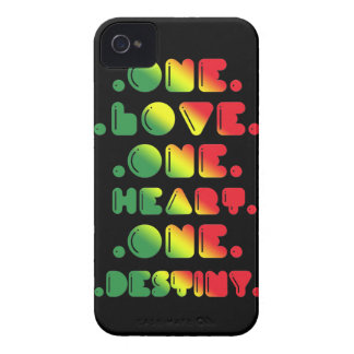 One love iPhone 4 cover
