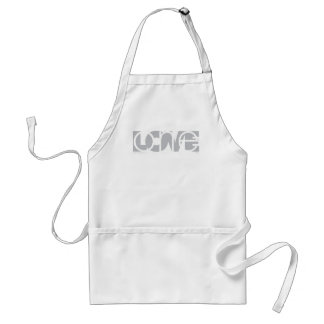 One Love (g) Adult Apron