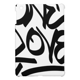 one-love iPad mini cases