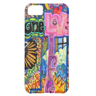 One Love iPhone 5C Cover