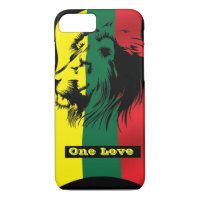 One Love  iPhone 7 Case