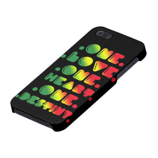 ONE LOVE CASE FOR iPhone 5