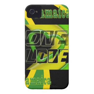 One Love Jamaica Blackberry Bold Case-Mate Case Case-Mate iPhone 4 Case