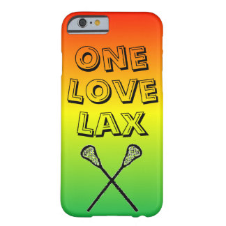 One Love Lax iPhone 6 Case