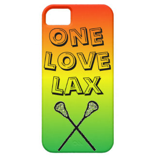 One Love Lax iPhone 5 Cases