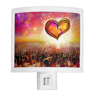 One Love Night Light