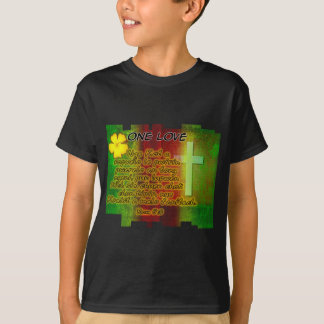 One Love of Christ-Child's shirt