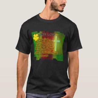 One Love of Christ-Dark Shirt
