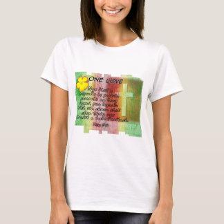 One Love of Christ -Ladies shirt
