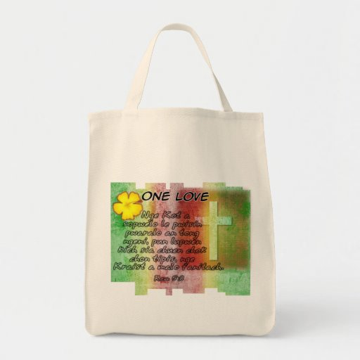 One Love of Christ Tote
