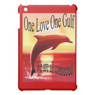 One Love One Gulf I Pad Case iPad Mini Case