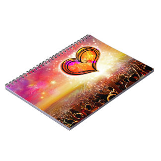 One Love Photo Notebook (80 Pages)