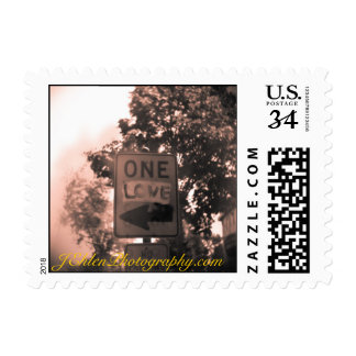 One Love Postage