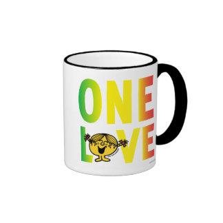 One Love Ringer Coffee Mug
