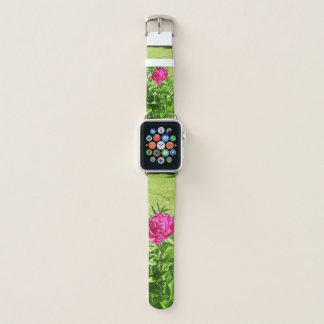 One Lovely Rose Apple Watch Band