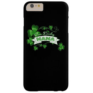 ONE LUCKY NANA BARELY THERE iPhone 6 PLUS CASE