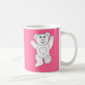 One Lucky Teddy Coffee Mug