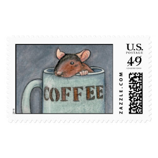 One lump or two? - Large Postage