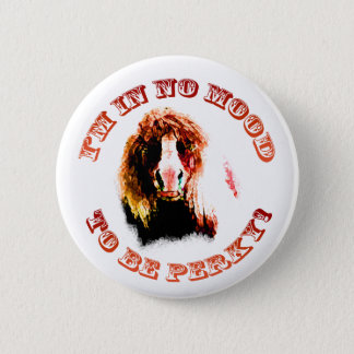 One Mad Pony Button
