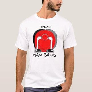 One Man Band 2 T-Shirt