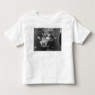 One-man Band at Mountain Music Festival Toddler T-shirt