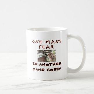 ONE MANS FEAR COFFEE MUG