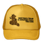 One man's trash hats