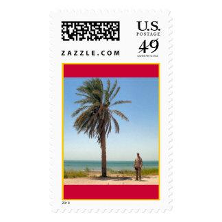 One Marine Stamp