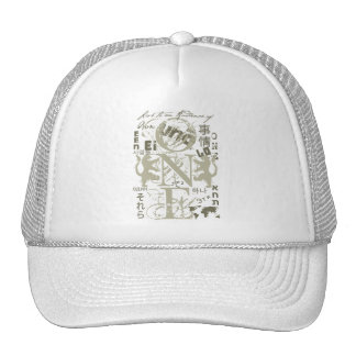 ONE MESH HATS