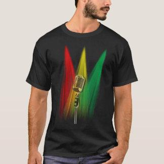 One Mic, 3 Lights T-Shirt