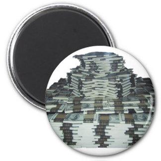 One Million Dollars Magnet