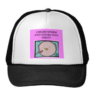 one million SPERM Trucker Hat