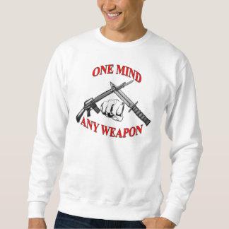 One Mind Any Weapon MCMAP Sweatshirt