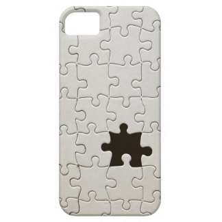 One Missing Puzzle Piece iPhone SE/5/5s Case