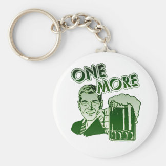 One More Drinking Keychain