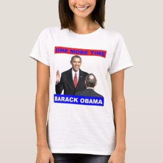 One More Time, Barack Obama T-Shirt