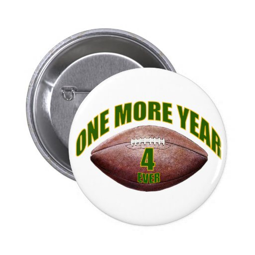 One More Year - Favre Pins