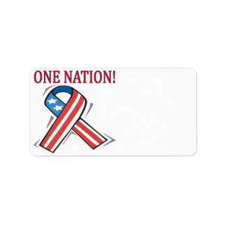 One Nation Label