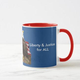 One Nation, Mug