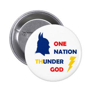 One Nation Thunder God Button