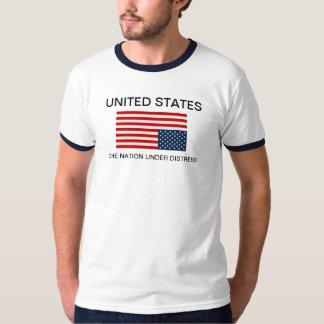 One Nation Under Distress T-Shirt