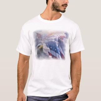 """""""One Nation Under God"""" men's T-shirt"""