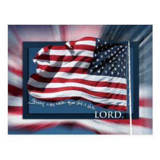 One Nation Under God Post Cards