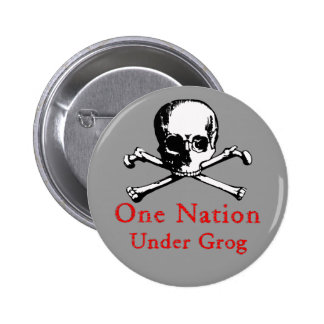 One Nation Under Grog button (white fill image)