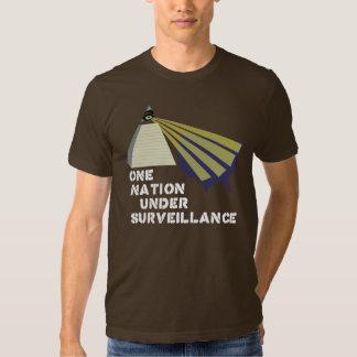 One Nation Under Surveillance Shirt