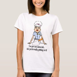 one nerve left T-Shirt